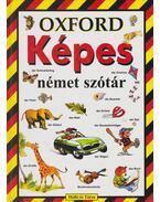Oxford képes német szótár - Sheila Pemberton