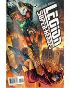 Legion of Super-Heroes 44. - Shooter, Jim, Greene, Sanford