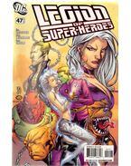 Legion of Super-Heroes 47. - Shooter, Jim, Leonardi, Rick