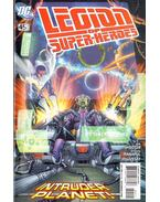 Legion of Super-Heroes 45. - Shooter, Jim, Manapul, Francis