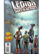 Legion of Super-Heroes 48. - Shooter, Jim, Manapul, Francis