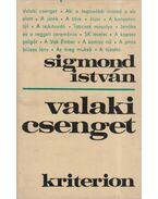 Valaki csenget - Sigmond István