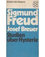 Studien über Hysterie - Sigmund Freud