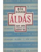 Áldás - Sík Sándor