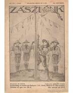 Zászlónk XXI. évf. (teljes, egybekötve) - Sík Sándor
