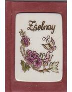 Zsolnay (minikönyv) - Sikota Győző