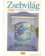 Zsebvilág 1998 - Európai Unió - Simon Ákos (szerk.), Vass Péter (szerk.)