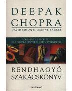 Rendhagyó szakácskönyv - Simon, David, Barker, Leanne, Deepak Chopra