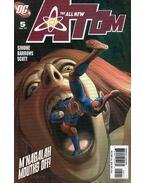 The All New Atom 5. - Simone, Gail, Barrows, Eddy