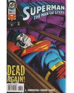 Superman: The Man of Steel 38. - Simonson, Louise
