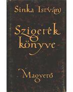Szigetek könyve - Sinka István