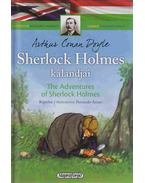 Sherlock Holmes kalandjai - The Adventures of Sherlock Holmes - Sir Arthur Conan Doyle