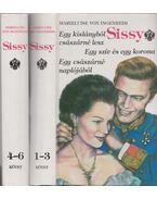 Sissy 1-3, 4-6. kötet - Ingenheim, Marieluise von
