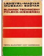 Lengyel-magyar műszaki szótár - Skripecz Sándor