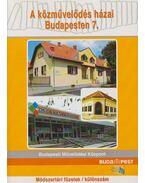 A közművelődés házai Budapesten 7. - Slézia Gabriella
