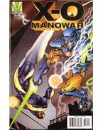 X-O Manowar Vol. 1. No. 58 - Smith, Andy, Bailey, Jeff, Golia, Marty