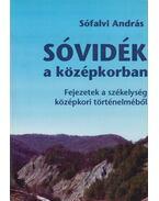 Sóvidék a középkorban - Sófalvi András