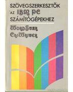 Word Star - Chi Writer - Soltész Erzsébet, Sipos Győző