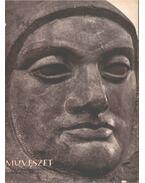 Művészet 1966 április VII. évf. 4. szám - Solymár István