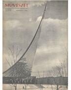 Művészet 1966 január VII. évf. 1. szám - Solymár István