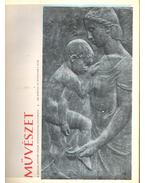 Művészet 1966 március VII. évf. 3. szám - Solymár István
