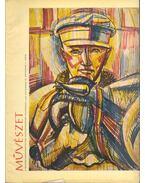 Művészet 1968. IX. évfolyam 11. szám - Solymár István