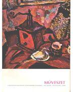 Művészet 1968. január IX. évf. 1. szám - Solymár István