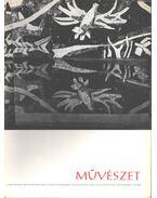 Művészet 1968. augusztus IX. évf. 8. szám - Solymár István
