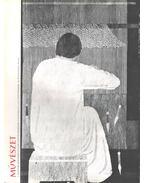 Művészet 1968. szeptember IX. évf. 9. - Solymár István