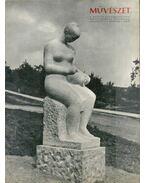 Művészet 1969 július, X. évf. 7. szám - Solymár István