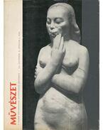 Művészet 1970. szeptember, XI. évf. 9. szám - Solymár István