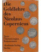 Die Geldlehre des Nicolaus Copernicus - Sommerfeld, Erich