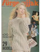 Fürge Ujjak 1994. jsnuár 1. szám - Soós Éva (szerk.)