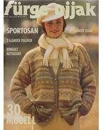Fürge Ujjak 1995. 1. szám - Soós Éva (szerk.)