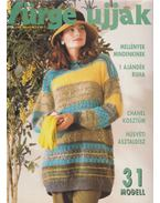 Fürge Ujjak 1995. 3. szám - Soós Éva (szerk.)