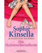Die Heiratsschwindlerin - Sophie Kinsella