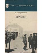 Spanish - N. Scarlyn Wilson