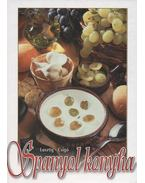Spanyol konyha - Lusztig Tamás, Csigó László