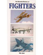 The Illustrated Directory of Fighters - Spick, Mike