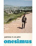 Onézimusz kétszeresen megszabadítva - St. John, Patricia M.