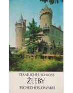 Staatliches Schloss Zleby - dr. Libuse Letosníková