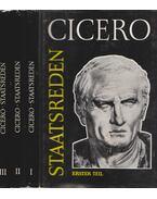 Staatsreden I-III. - Cicero