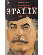 Political Leaders of the Twientieth Century - STALIN - Deutscher, Isaac