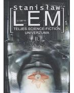 Stanislaw Lem teljes science-fiction univerzuma II. kötet - Stanislaw Lem