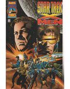 Star Trek / X-Men Vol. 1. No. 1. - Lobdell, Scott, Silvestri, Marc, Tan, Billy, Winn, Anthony, Finch, David