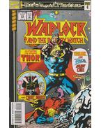 Warlock and the Infinity Watch Vol. 1. No. 23. - Starlin, Jim, Grindberg, Tom