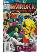 Warlock and the Infinity Watch Vol. 1. No. 30. - Starlin, Jim, Olliffe, Pat