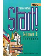 Start! Német I. tankönyv - Maros Judit, Szitnyainé Gottlieb Éva