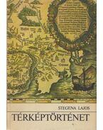 Térképtörténet - Stegena Lajos