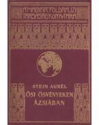 Ősi ösvényeken Ázsiában I. kötet - Stein Aurél